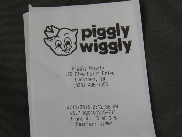 Piggly Wiggly in Ducktown, Tennessee