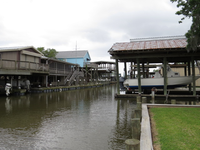 Stilted Community