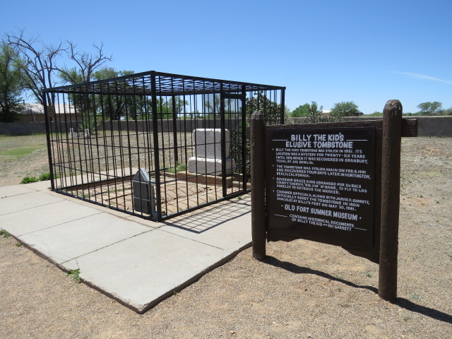 """Billy the Kid"" Grave"