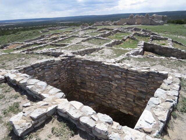 Gran Quivera Ruins