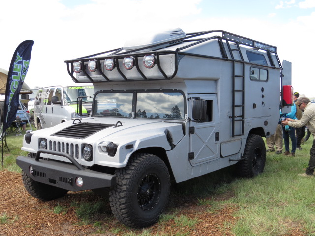 Humvee Conversion
