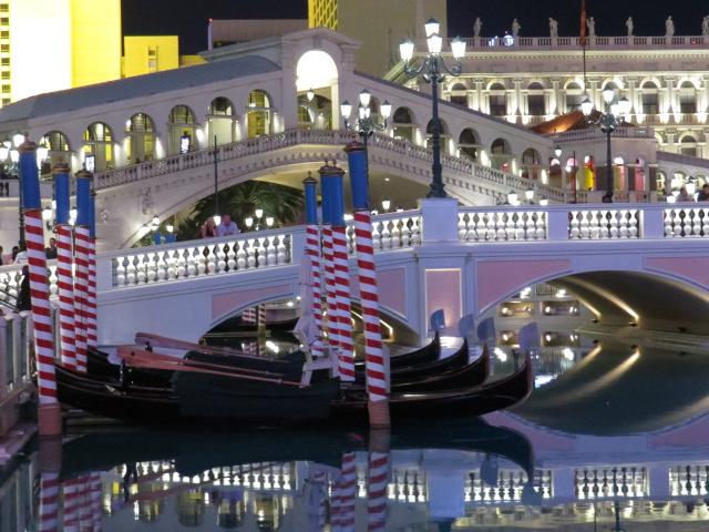 Gondola's of Venice?