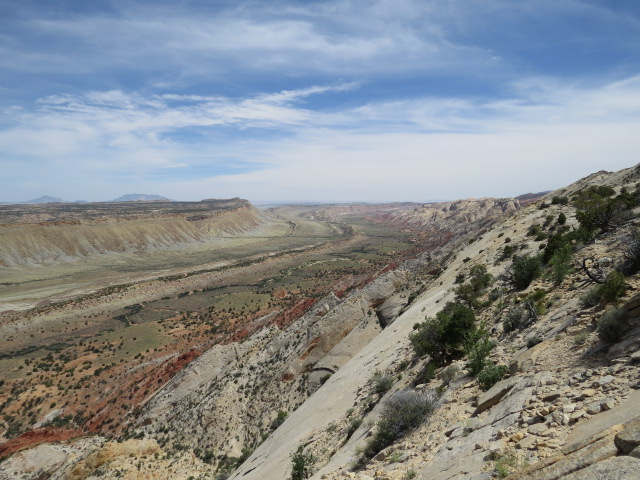 Waterfold Pocket South - Capitol Reef NP