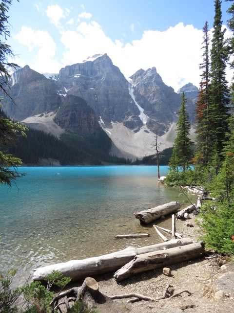 Stunning Moraine Lake