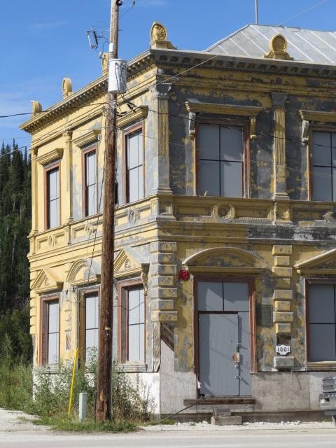 Dawson City Architecture