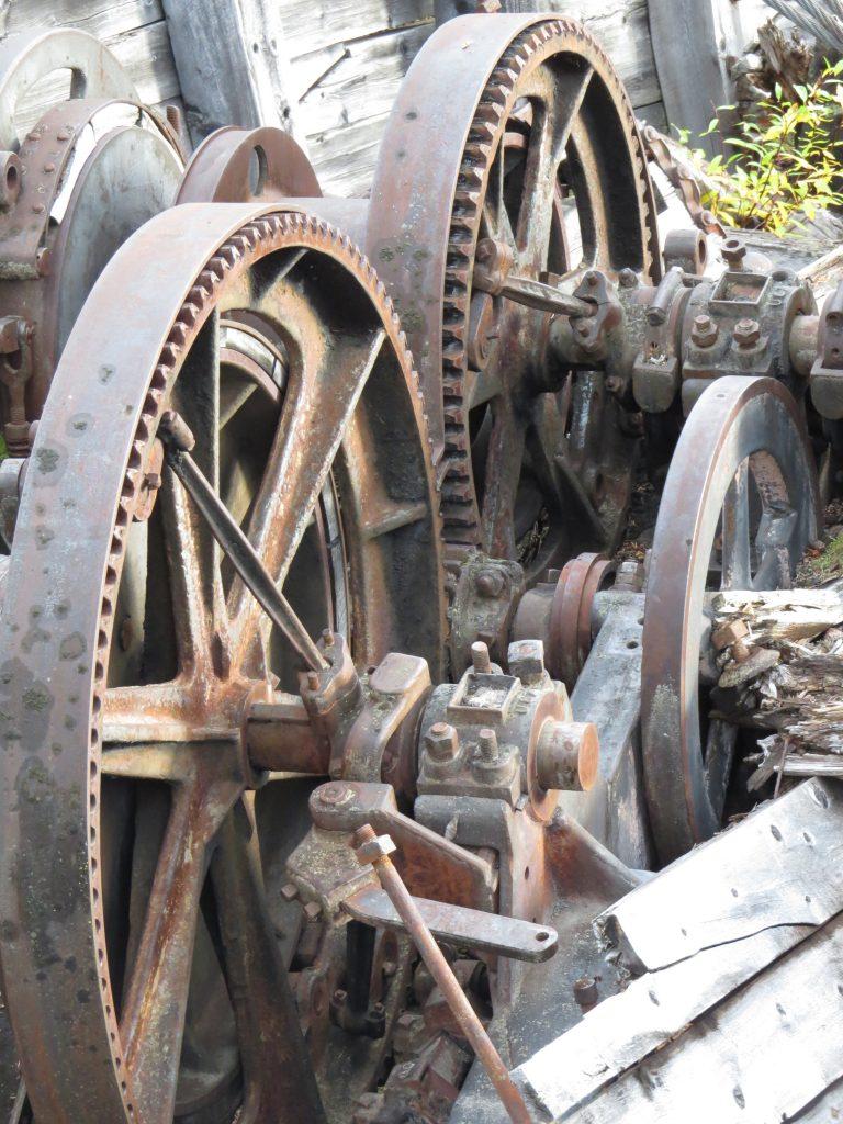 Mining Relics