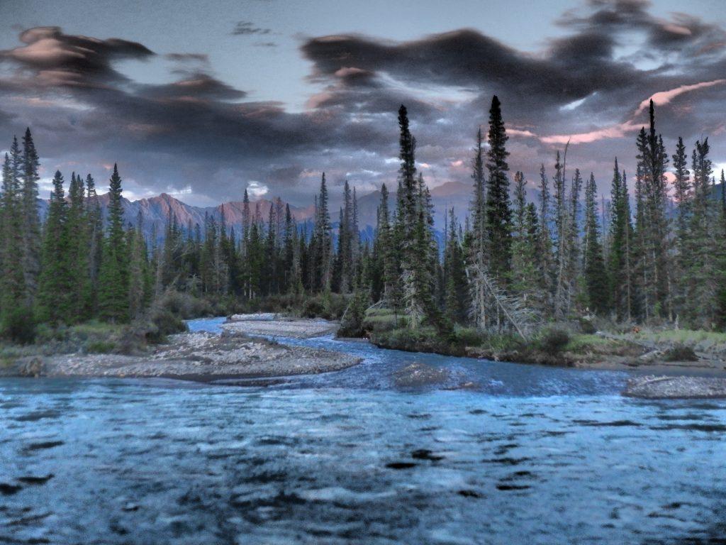 Saskatchewan River Vista