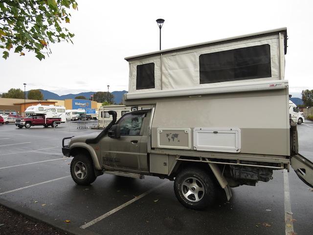 Walmart Camping?