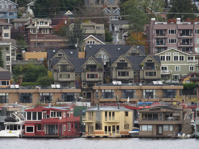 Seattle Residential Waterfront
