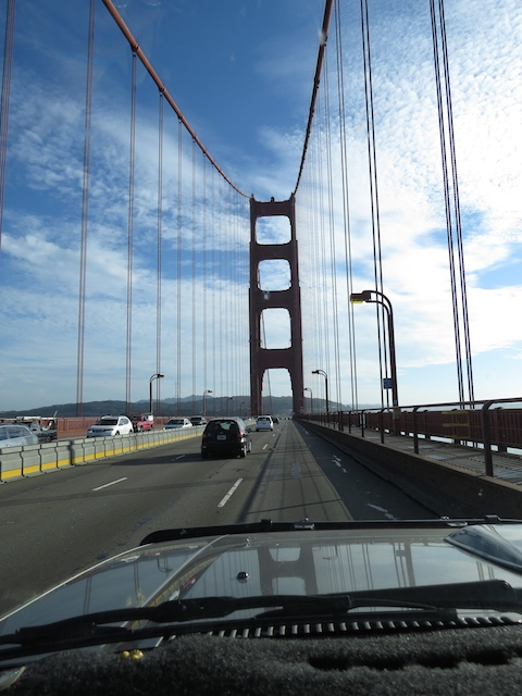 Driving the bridge