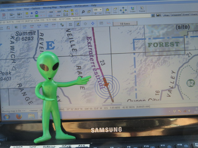 Our Alien Guide