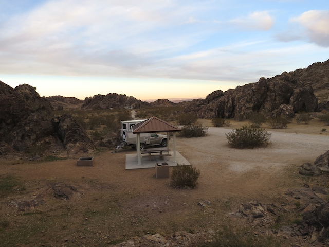 Sawtooth Canyon Camp