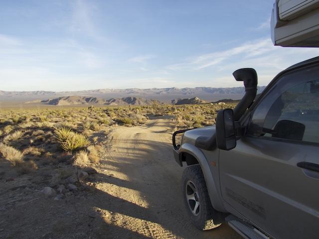 Mojave Vista