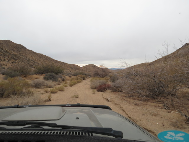 Macedonia Canyon Trail