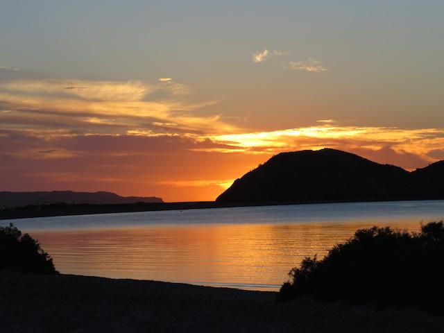 Sunrise La Gringa