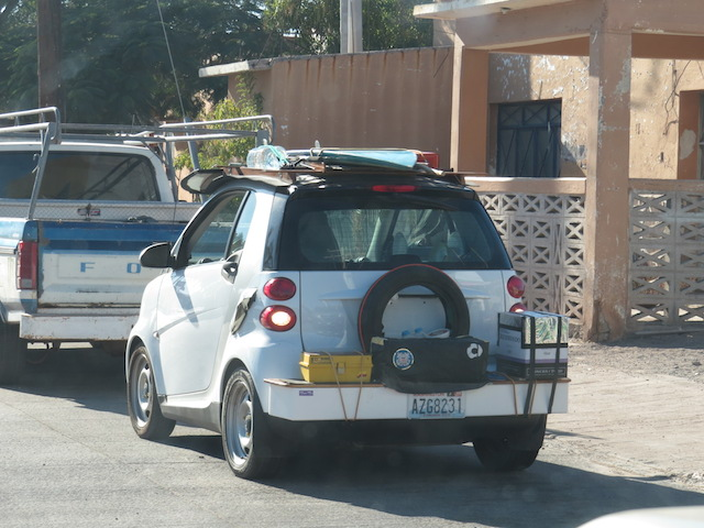 Travelling in a smart car!!!
