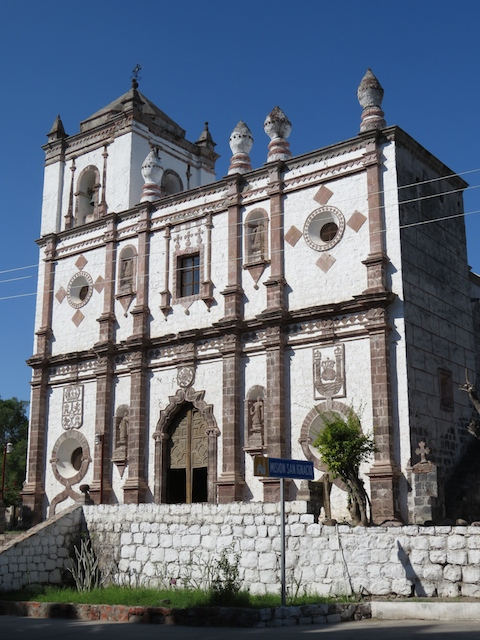 Mission in San Ignacio