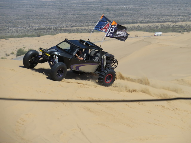 Dune Buggy Action