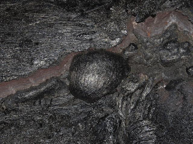 Sparkling Lava Rock