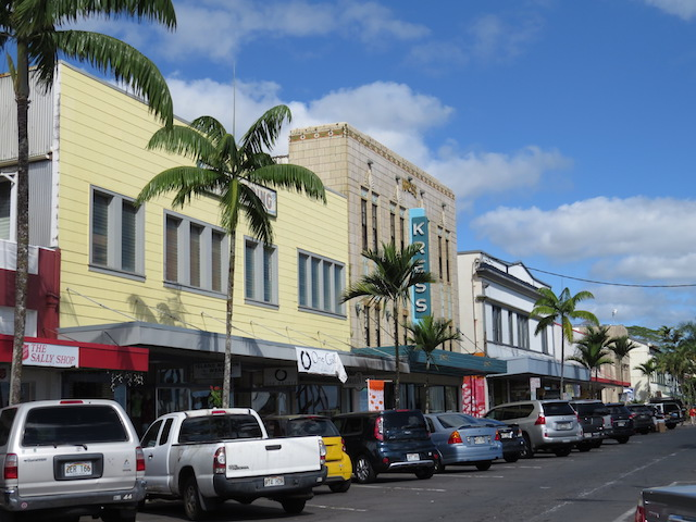 Downtown Hilo