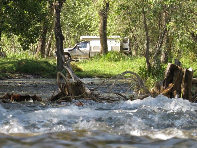 Pamirs Bridge Camp