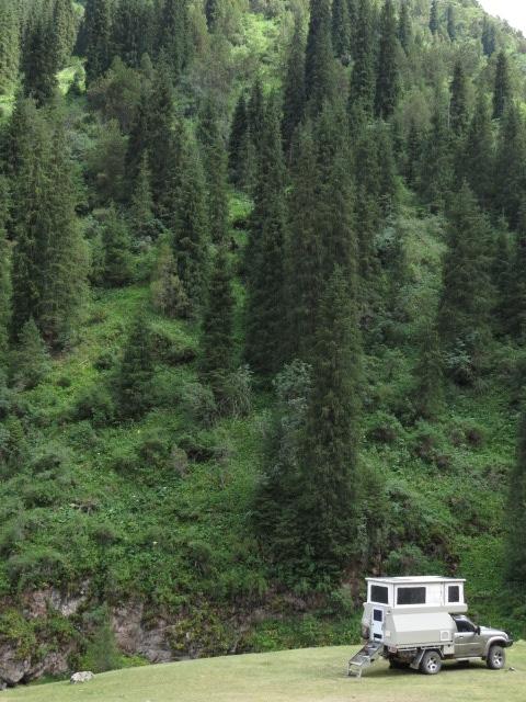 Kegeti Valley Camp