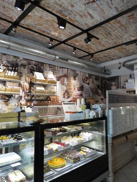 Cafe where we had coffee