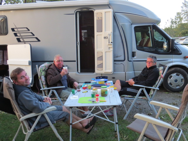 Manfred and Ute's RV