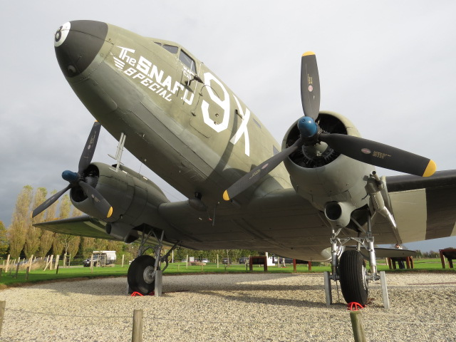 Dakota Aircraft used during the D-Day Landings