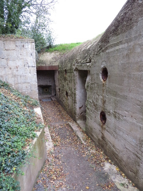 Old Bunkers