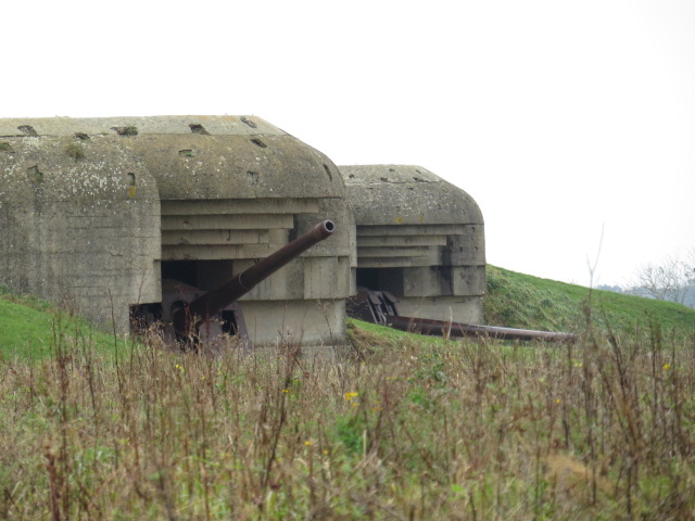 More Bunkers