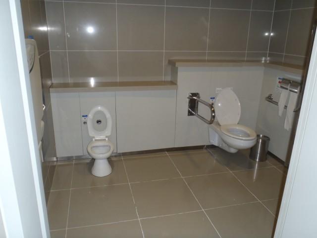 Tiny Toilet