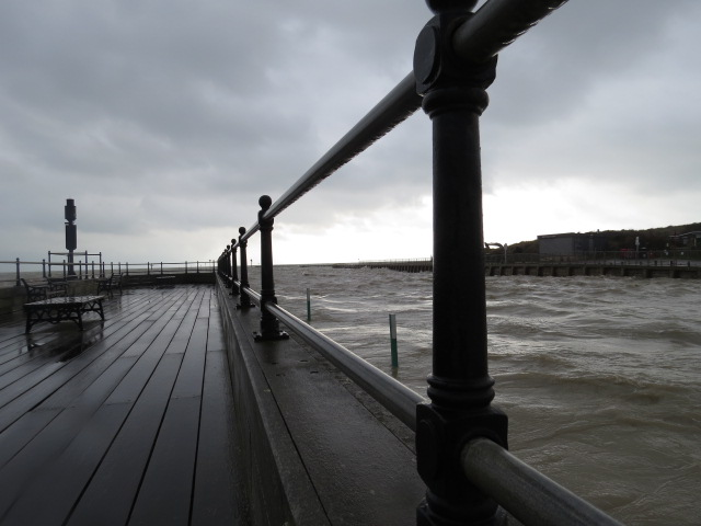 Seafront Pier