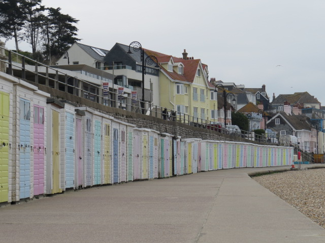 The Brits love their Beach Huts!