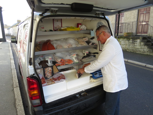 Mobile Fishmonger!
