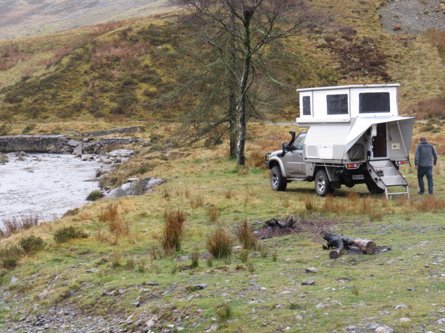 Another brilliant Wild Camp