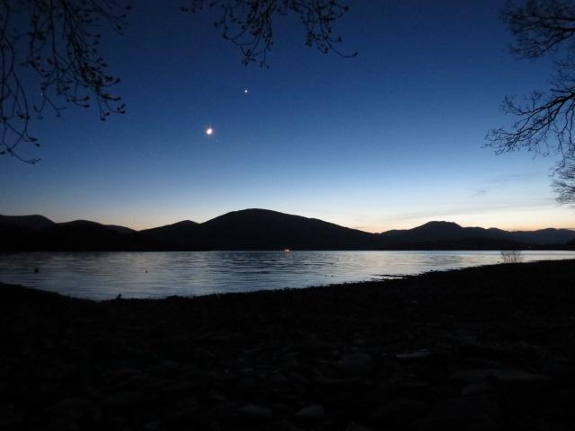 Loch Lomond Twilight