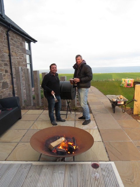 BBQ Scottish Style