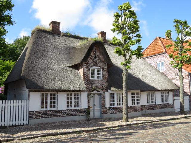 Pretty Danish Town