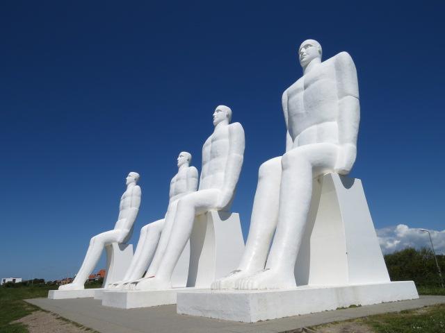 Men at Sea Memorial