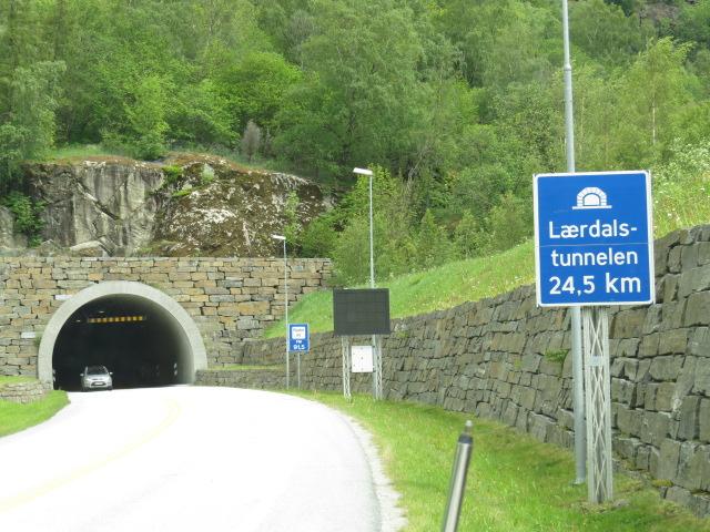 Laerdals Tunnel