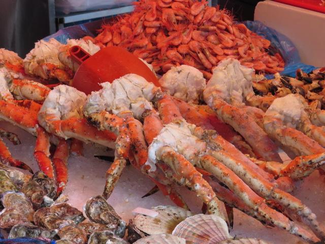 Famous Bergen Fish Market