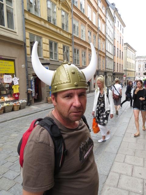 Justin the Viking