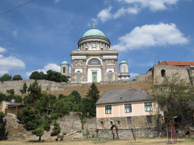 Basilica in Esztergom