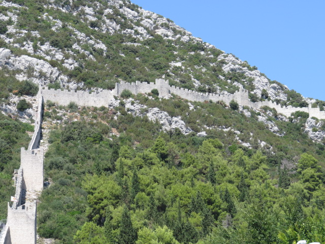 The Great Wall of Ston