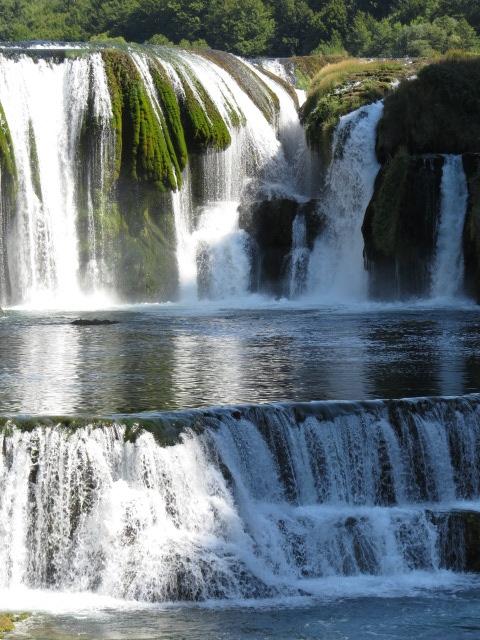 Strbacki Falls