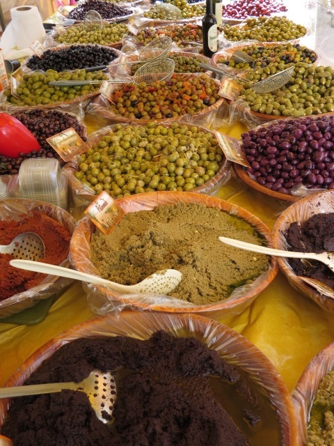 Market Day, Port Grimaud