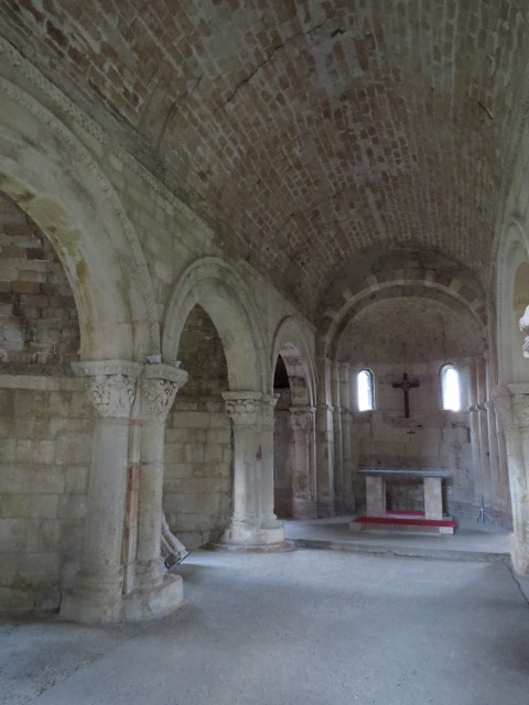San Lorenzo Church dating from the 12 century