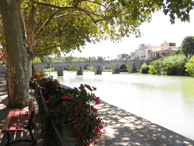 Sommieres River