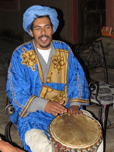 Evening entertainment